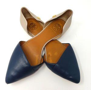 Tory Burch 2-toned Flats